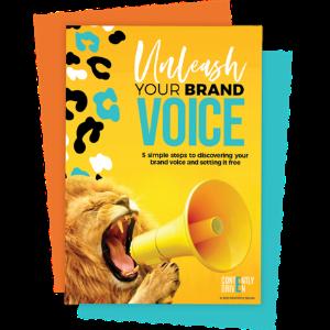 Unleash Your Brand Voice Template