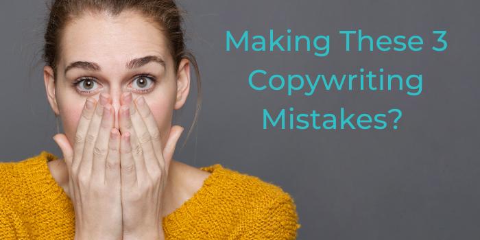 Copywriting Mistakes